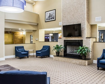 Hotel - Comfort Suites University - Research Park