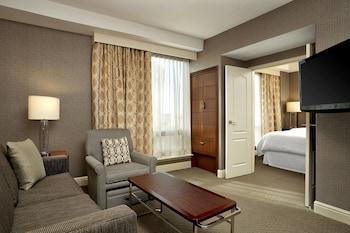 Deluxe Suite, 1 Bedroom, Non Smoking, Corner