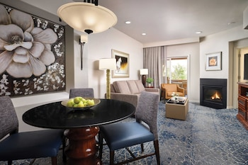 Villa, 1 Bedroom, Non Smoking, Fireplace