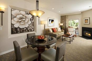 Villa, 1 Bedroom, Balcony (Fireplace)