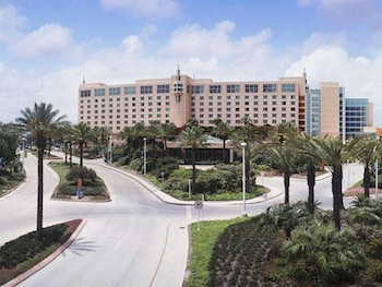 Hotel - Moody Gardens Hotel, Spa and Convention Center