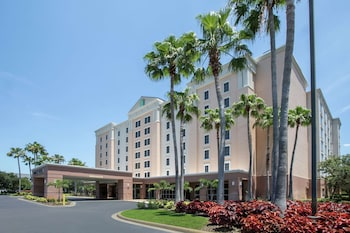 奧蘭多機場希爾頓大使套房飯店 Embassy Suites by Hilton Orlando Airport