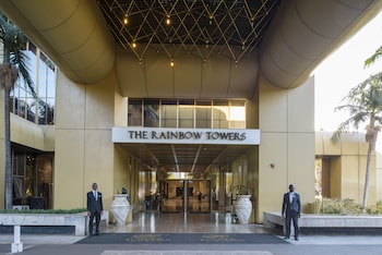 Rainbow Towers Hotel And Conference Centre - Hotel Entrance  - #0