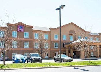 Comfort Suites Kansas City-Lib..