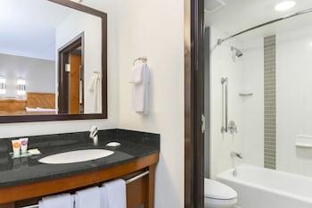 Bathroom at Hyatt Place Fort Worth/Hurst in Hurst