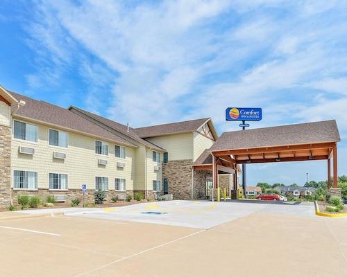 Comfort Inn And Suites Riverview, Scott
