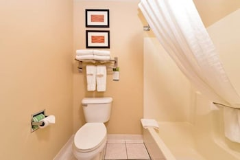 Comfort Inn And Suites Riverview - Bathroom  - #0