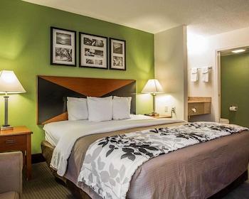 諾斯萊克斯利普飯店 Sleep Inn Northlake