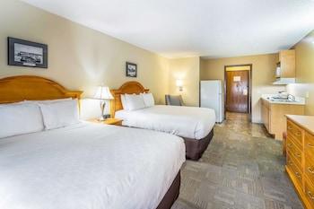 Room, 2 Queen Beds, Non Smoking (Efficiency)