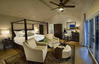 Cottage, 1 King Bed (Spa Cottage)