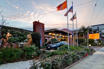 Hotel - Pacific Inn of Redwood City