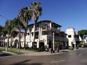 波爾波亞海灘旅館 Balboa Inn, On the Beach