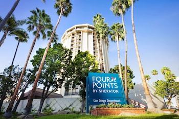 小義大利市中心聖地牙哥市中心喜來登福朋飯店 Four Points by Sheraton San Diego Downtown Little Italy