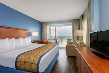 Room, 1 King Bed, Non Smoking, Oceanfront