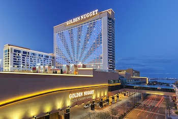 Book Golden Nugget in Atlantic City.