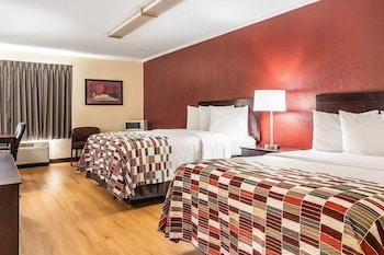 阿什塔比拉紅屋頂飯店 - 奥斯丁堡 Red Roof Inn Ashtabula - Austinburg