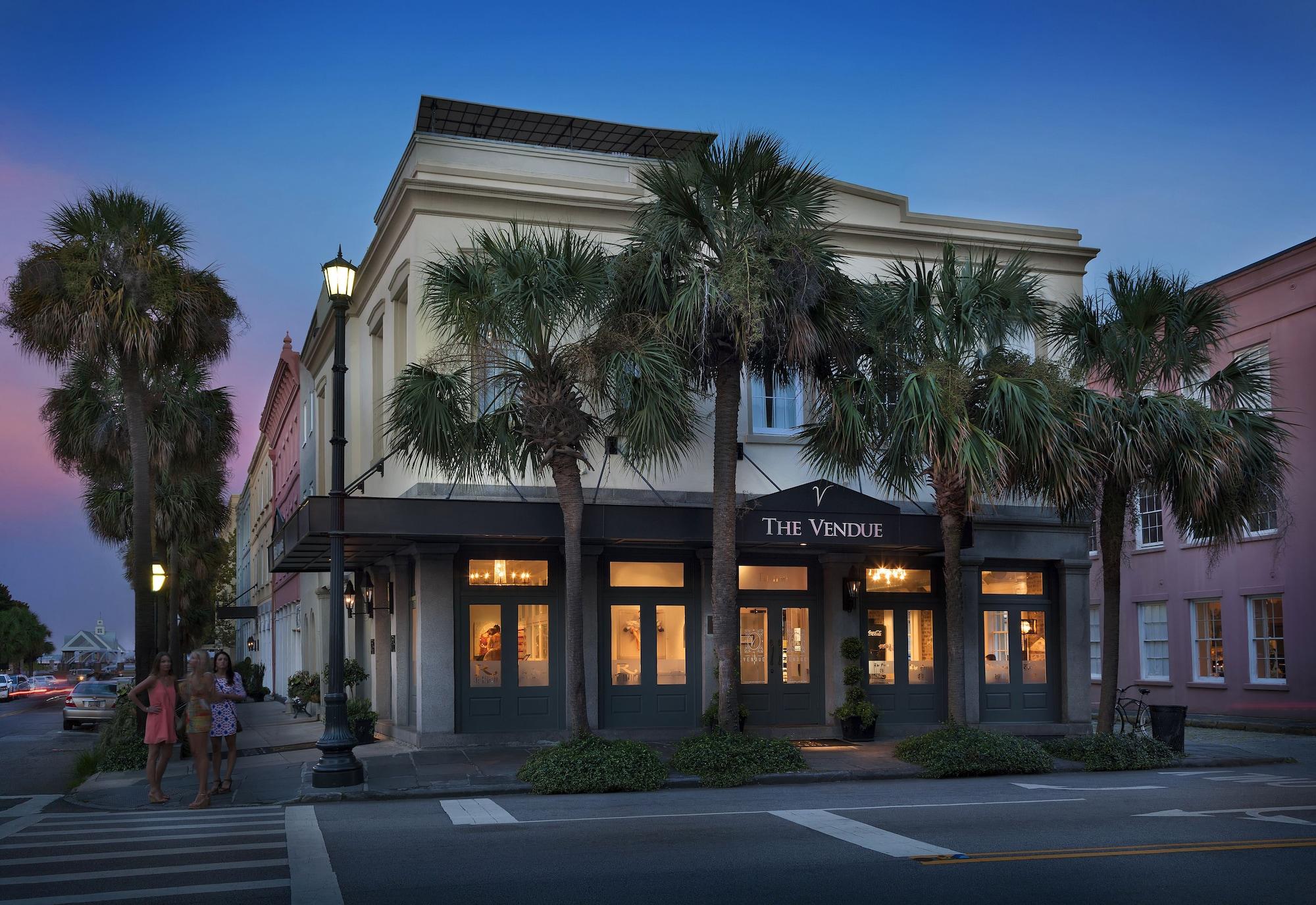The Vendue, Charleston