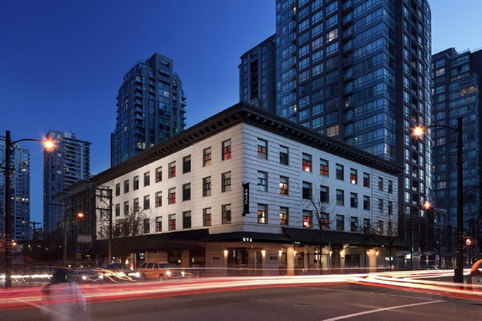Moda Hotel, Greater Vancouver