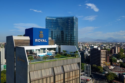 Hotel Royal Reforma, Azcapotzalco