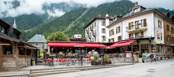 Hotel - La Croix-Blanche