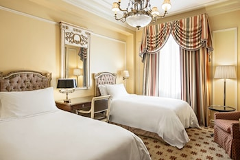 Deluxe Room, 2 Twin Beds, City View