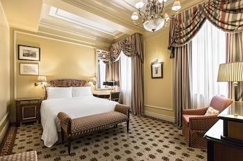 Classic Room, 1 King Bed, Courtyard View, Butler Floor