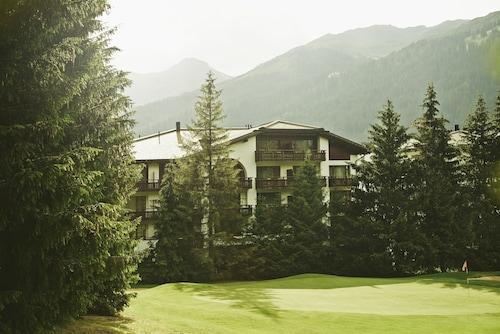 . Hotel Waldhuus Davos