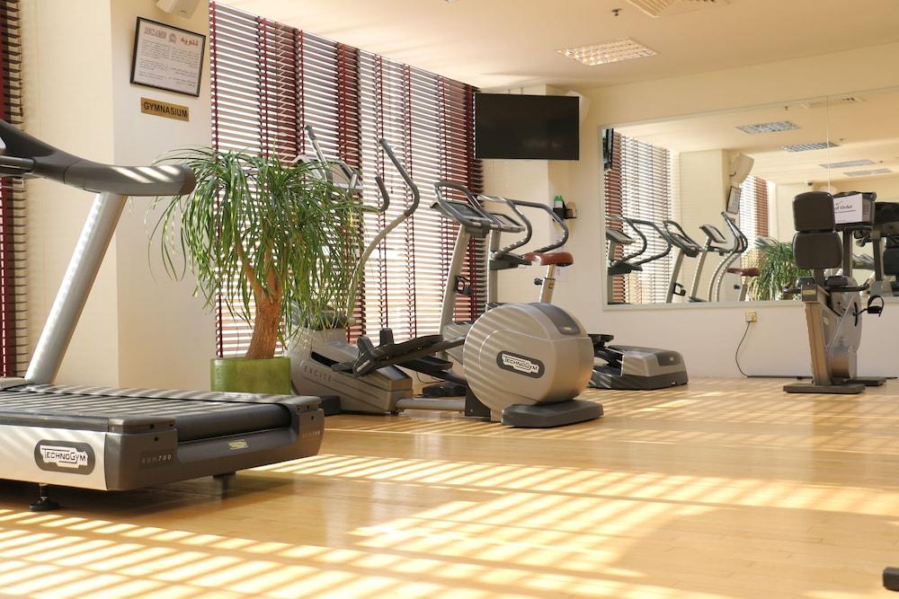 래디슨 블루 호텔 도하(Radisson Blu Hotel Doha) Hotel Image 55 - Fitness Facility