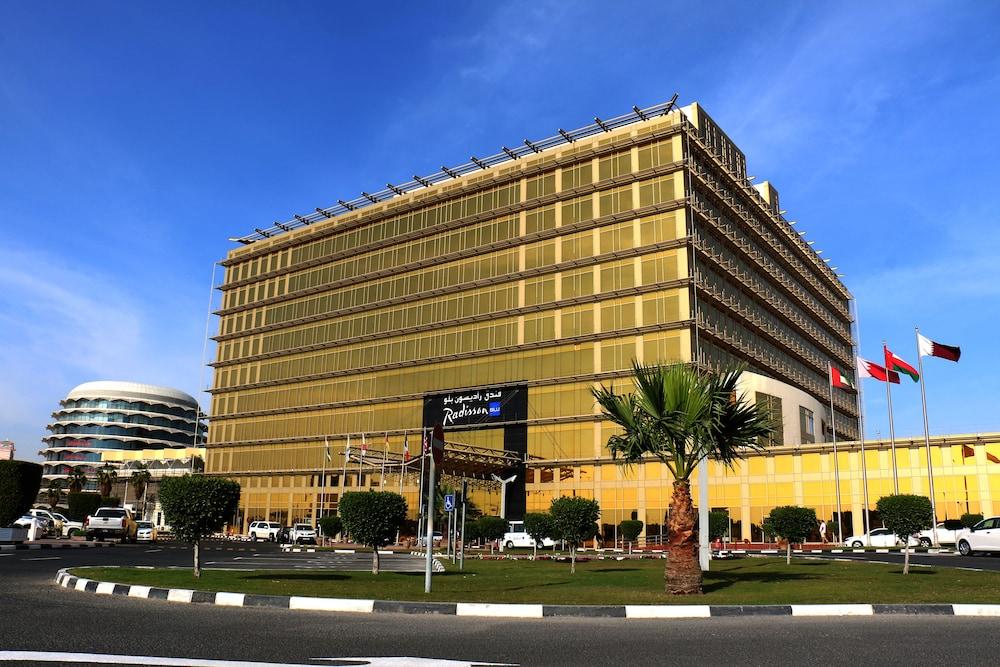 래디슨 블루 호텔 도하(Radisson Blu Hotel Doha) Hotel Image 0 - Featured Image