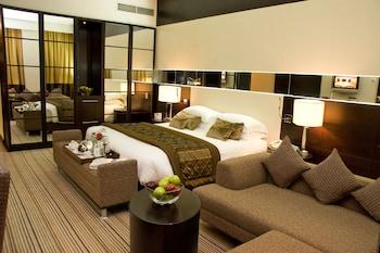 Suite, 1 Bedroom (Lounge Access)