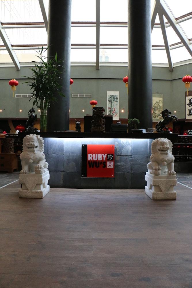 래디슨 블루 호텔 도하(Radisson Blu Hotel Doha) Hotel Image 76 - Restaurant
