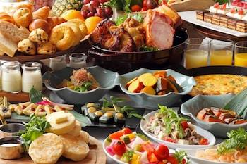 RIHGA ROYAL HOTEL KYOTO Breakfast buffet