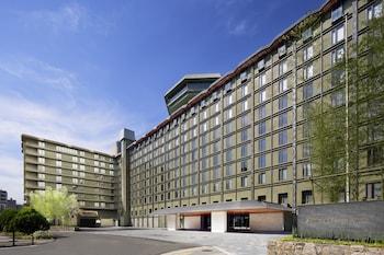 RIHGA ROYAL HOTEL KYOTO Exterior detail