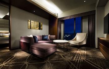 RIHGA ROYAL HOTEL KYOTO Living Area