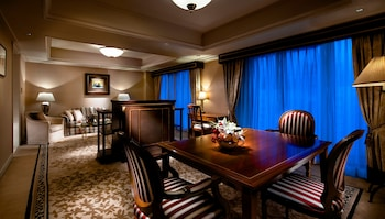 RIHGA ROYAL HOTEL KYOTO Living Room