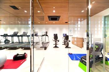 RIHGA ROYAL HOTEL KYOTO Fitness Facility