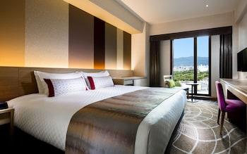 RIHGA ROYAL HOTEL KYOTO View from Room