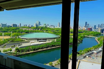 HOTEL NEW OTANI OSAKA View from Property