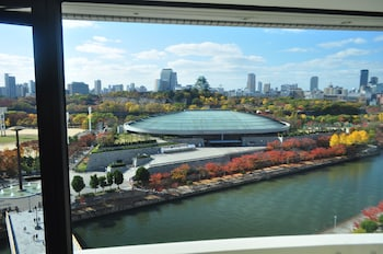 HOTEL NEW OTANI OSAKA Land View from Property