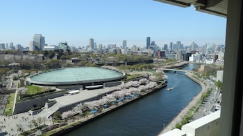 HOTEL NEW OTANI OSAKA View from Room