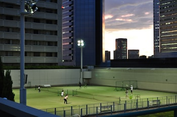 HOTEL NEW OTANI OSAKA Tennis Court