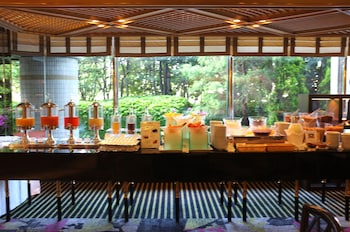 HOTEL NEW OTANI OSAKA Breakfast Area