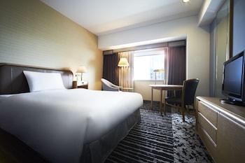 シングルルーム 禁煙 タウンビュー|20㎡|ホテルニューオータニ大阪
