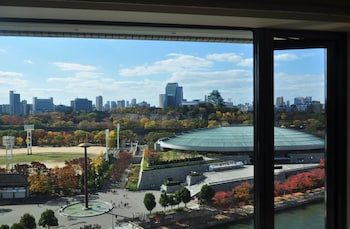 HOTEL NEW OTANI OSAKA Garden View