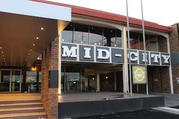 谷中巴拉瑞特飯店 Mid City Ballarat