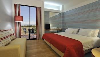Tek Büyük Veya İki Ayrı Yataklı Oda (land View)