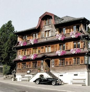 Hotel - Gasthof Hirschen Schwarzenberg - Kunsthotel im Bregenzerwald