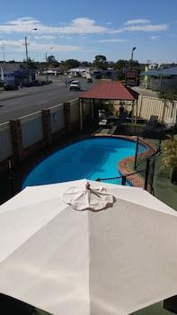 Crescent Motel - Aerial View  - #0