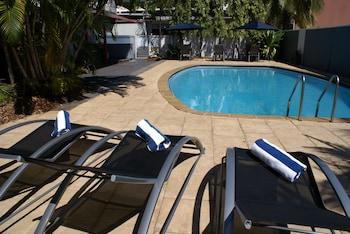 達爾文皮歐尼奇亞納旅館 Darwin Poinciana Inn