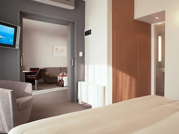 Superior Suite, 1 Double Bed with Sofa bed